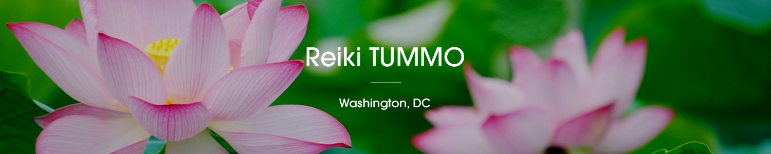 Reiki TUMMO Washington DC